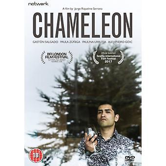 Kameleontti Ohjaus Jorge Riquelme Serrano - DVD