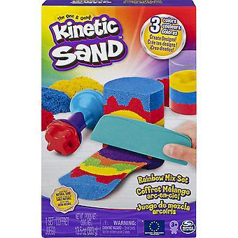 Kinetic Sand - Rainbow Mix Set