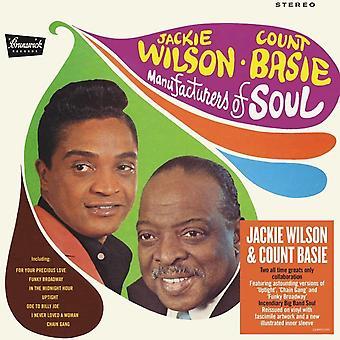 Jackie Wilson - Fabricantes de Soul Vinyl