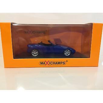Maxichamps 940020101 BMW Z1 E30 1991 Blue Metallic 1:43 Scale