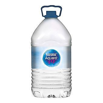 Naturligt mineralvand Nestle Aquarel (5 L)