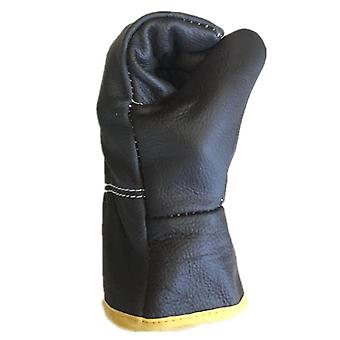 Working Gloves, Cowhide Leather Insulation, Welder Welding Glove, Safety