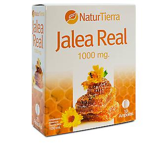 Naturtierra Jalea Real 1000 Mg 10 Ampollas Unisex