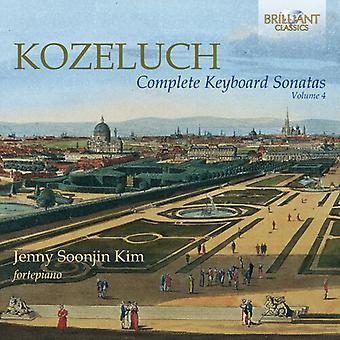 Complete Keyboard Sonatas 4 [CD] USA import