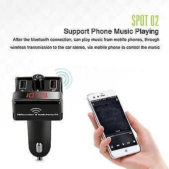 A7 Intelligent Security Car Digital Display Entertainment Bluetooth Mp3 Player