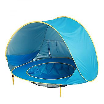 Baby Beach Tent With Pool 2021 Upgrade Easy Fold Uppop Up Unique Ocean World