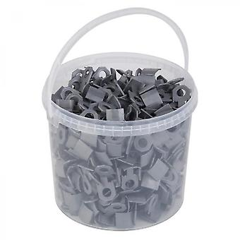 Gray Clips For Tiling Leveling System