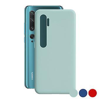 Mobile cover Xiaomi Mi Note 10 Contact Silk TPU