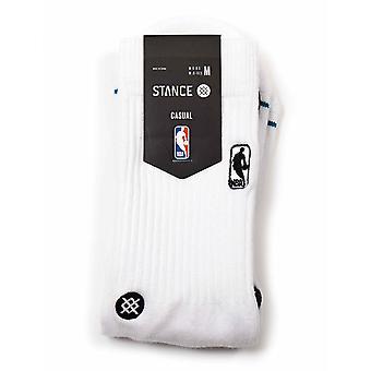 Stance Socks Logoman Staple Socks - White