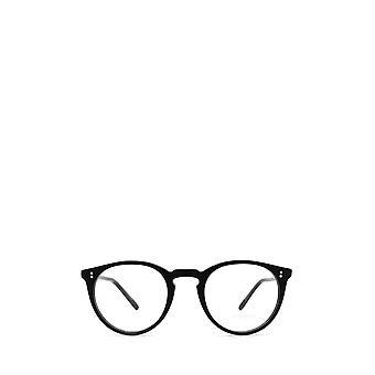 Eyeglasses oliver peoples ov5183 black unisex eyeglasses 47 black