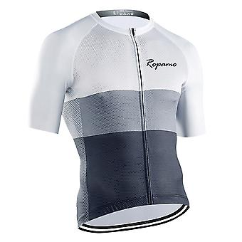 Men Summer Coconut Shirts Short Cycling Jersey Mountain Bike Jersey Mtb Breathable Racing Clothes