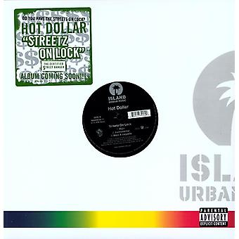 Hot Dollar - Streetz on Lock [Vinyl] USA import