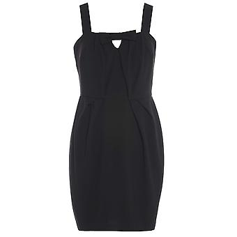 Asos Bow Feature Black Dress DR452-12