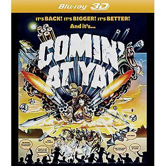 Tulossa at Ya! [Blu-ray 3D/2D] [Blu-ray] Yhdysvallat-tuonti