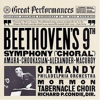 L. v. ベートーヴェン - ベートーヴェン: 交響曲第 9 番 [CD] USA 輸入