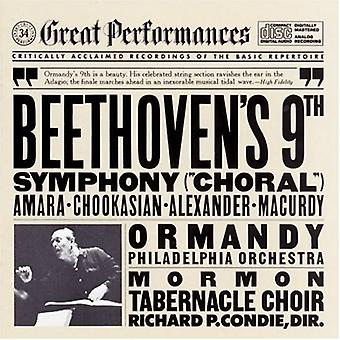 L.V. Beethoven - Beethoven: Symphony No. 9 [CD] USA import