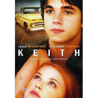 Importer des USA de Keith [DVD]
