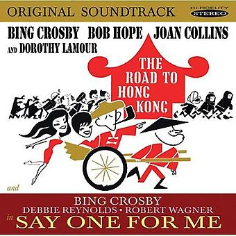 Crosby/Hope/Reynolds/Wagner - The Road to Hong Kong/Say One for Me importation USA [Original Soundtracks] [CD]