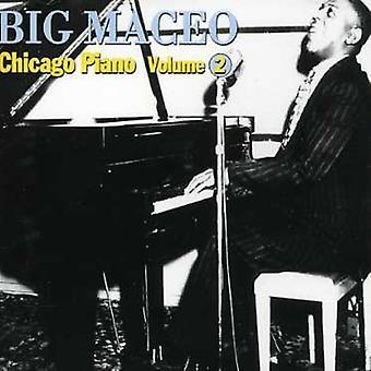 Big Maceo Merriweather - Merriweather, Big Maceo: Vol. 2-Chicago Piano [CD] USA import