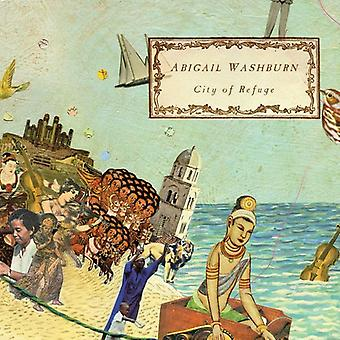 Abigail Washburn - importation USA ville de Refuge [CD]