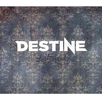 Destine - Lightspeed [CD] USA import