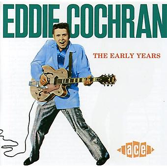 Eddie Cochran - Early Years [CD] USA import