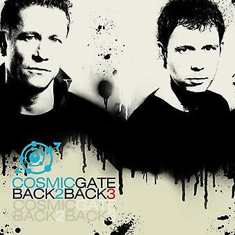 Cosmic Gate - Cosmic Gate: Vol. 3-Back 2 Black [CD] USA import
