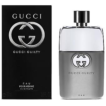Gucci NO STOCK Gucci Guilty Pour Homme Eau De Toilette Spray