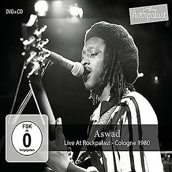 Aswad - Live at Rockpalast - Cologne 1980 [CD] USA import