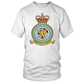 RAF Royal Air Force til Menwith Hill damer T skjorte
