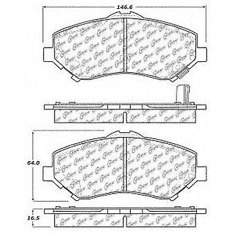 Centric (103.12730) Brake Pad, Ceramic