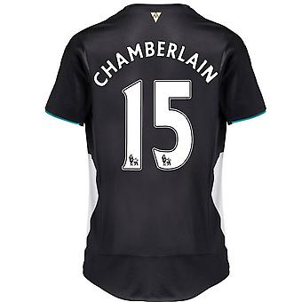 2015-2016 arsenal derde Cup Shirt (Chamberlain 15) - Kids
