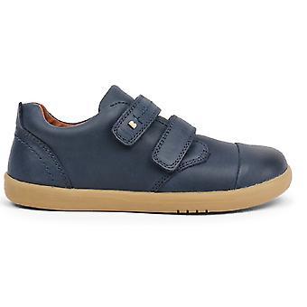 Zapatos de Bobux Kid + los chicos de Puerto Marina