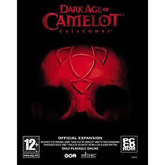 Dark Age of Camelot katakomberna (PC CD)-nytt