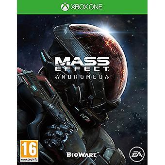 Mass effect Andromeda (Xbox One)-nieuw