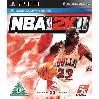 NBA 2K11 (PS3) - Neu