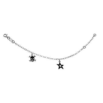 Scout children bracelet child Silver Star pirate of boys 260229100