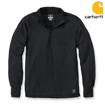 Carhartt men's cold weather quarter Zip Sweatshirt