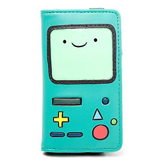 ADVENTURE TIME BMO Envelope Monedero Turquesa (UW1D7AADV)
