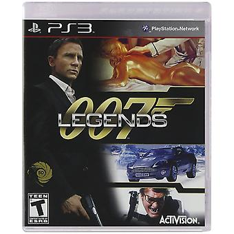 James Bond 007 Legends PS3 Game
