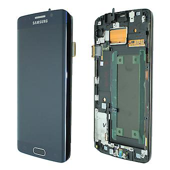 Genuine Black Samsung Galaxy S6 Edge LCD Screen