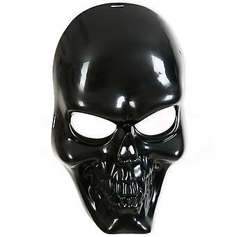 Skallen maske svart skull og armbrøst pirat ånd Halloween horror