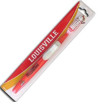 Louisville Cardinals NCAA Toothbrush Extended Tip