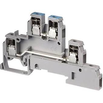 ABB 1SNA 110 442 R2500 industrielle terminal blokkere 6 mm-skruene konfigurasjon: L grå 1 eller flere PCer