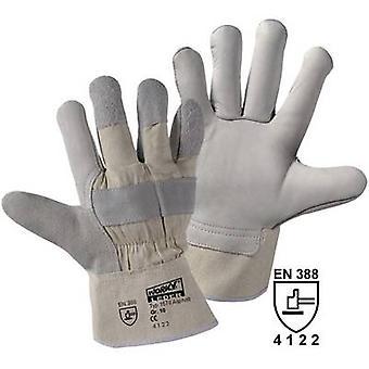 L+D Upixx Asphalt 1578 Full-grain cowhide Protective glove Size (gloves): Unisize EN 388 CAT II 1 Pair