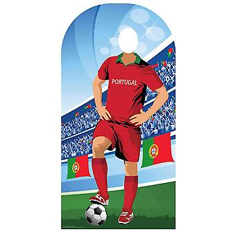 World Cup 2018 Portugal Football Cardboard Cutout / Standee Stand-in