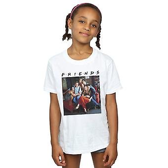 Friends Girls Group Photo Couch T-Shirt