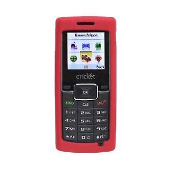 5 Pack -Wireless Solutions Silicone Gel Case for Samsung SCH-R211 (Dark Orange)