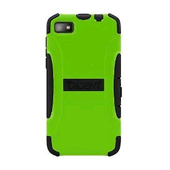 Trident Aegis serie Case for BlackBerry Z10 - groen