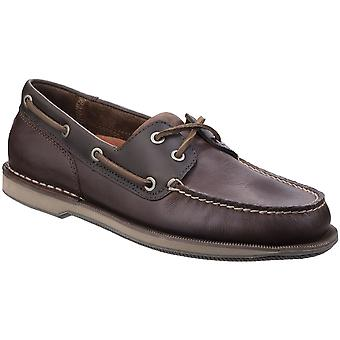 Rockport Mens Perth klassieke lederen Lace Up boot schoenen